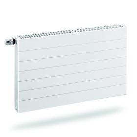 Compact 4 plus Gegroefde Voorzijde paneelradiator T22 H500 B1400  - 2701 Watt