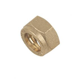 15mm Brass Nut INC