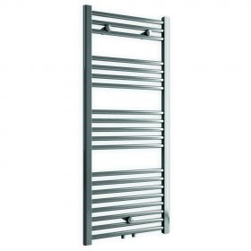 Handdoekradiator Chroom middenaansluiting B400 H1600 - 740 Watt