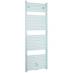Handdoekradiator Wit Middenaansluiting B500 H1600 - 906 Watt