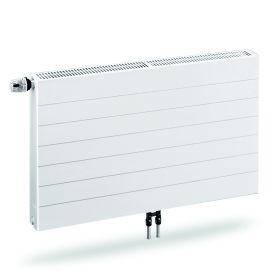 Compact 6 plus Gegroefde Voorzijde paneelradiator T22 H400 B800  - 1290 Watt