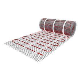 Elektrische vloerverwarming 1m² - 150Watt + GRATIS Klokthermostaat